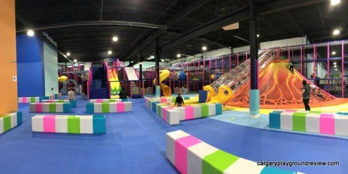 Kidz GO Indoor Playground - Calgary indoor playgrounds