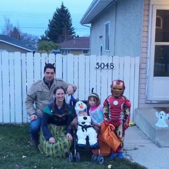 Halloween in Calgary