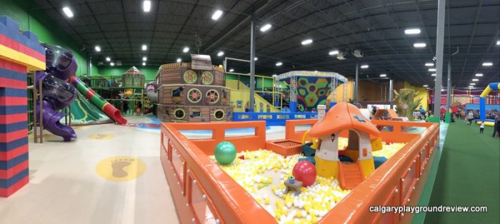 The Big Box Family Entertainment Centre -  - Calgary indoor playgrounds