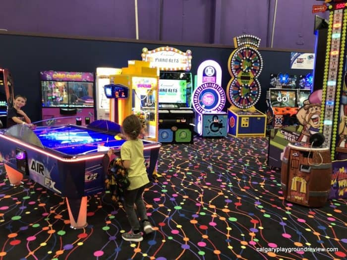 Arcade at the Big Box