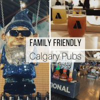 Family Friendly Calgary Pubs