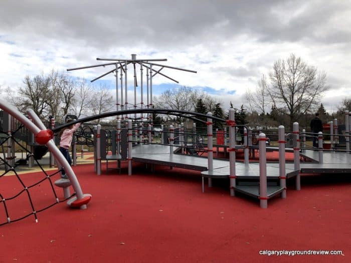Shouldice Park Playground - Calgary's best playgrounds 2019