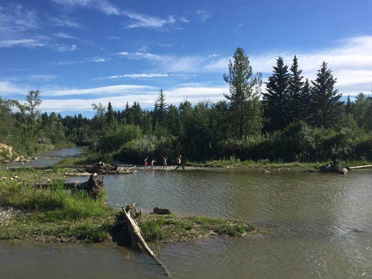 Fish Creek Park - Fish Creek Provincial Park