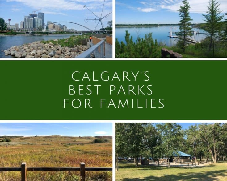 Calgary's Best Parks for Families