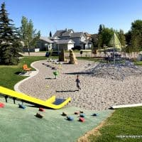 Harvest Hills Community Hub Playground