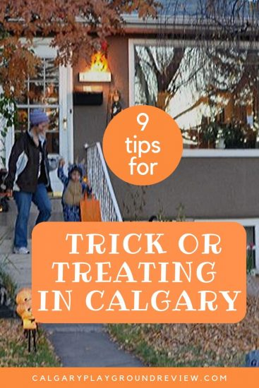 9 Tips for Trick or Treating in Calgary