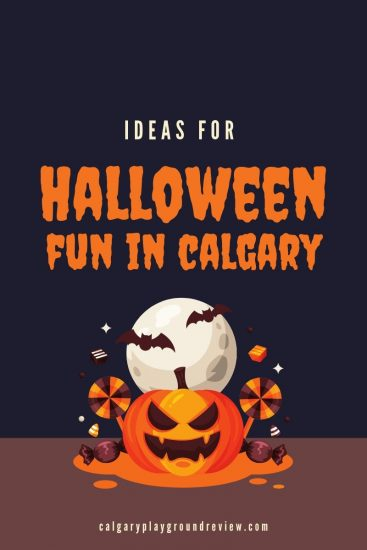 Ideas for Halloween Fun in Calgary