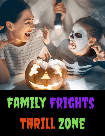 Haunted Calgary family frights thrill zone