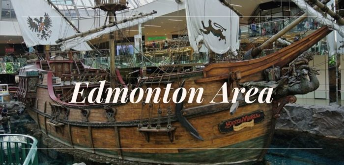 Edmonton Area